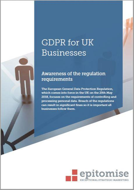 What is the GDPR and why should I care [Free eGuide]
